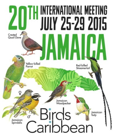 The 20th International Meeting of BirdsCaribbean begins on Saturday.