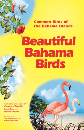 Beautiful Bahama Birds by Carolyn Wardle, Lynn Gape and Predensa Moore focuses on the common birds of the Bahama Islands and is targeted toward young and beginner birdwatchers.