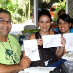 Educators from Puerto Rico, Cuba and the Dominican Republic share their bird journals from the International Training workshop in Nassau, Bahamas.