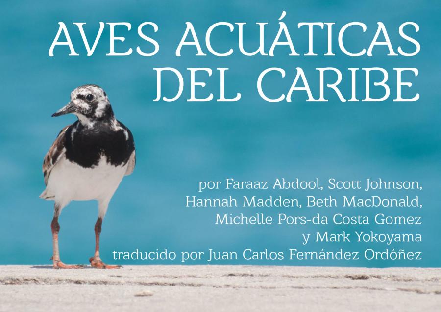 Aves-Acuaticas-del-Caribe-Cover