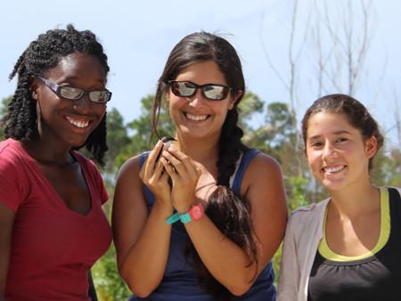 The 2015 Bahama Swallow field team.