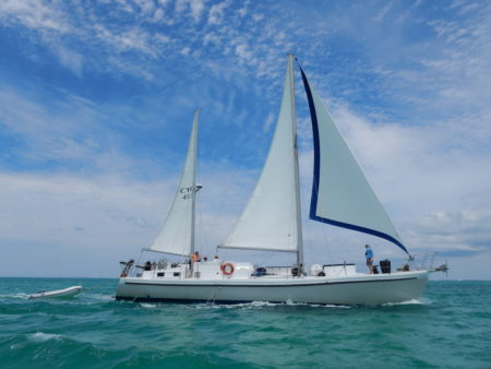 Join the Conservian Bahamas Live-aboard Schooner May 2018